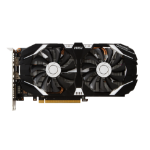 MSI GTX 1060 3GT OC GeForce GTX 1060 3GB GDDR5