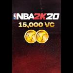 Microsoft NBA 2K20 15,000 VC