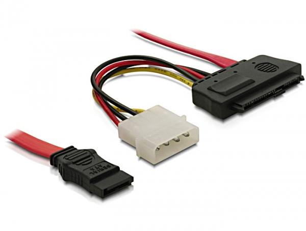 DeLOCK 82634 0 5m SATA cable