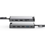 ALOGIC DV3 Universal Triple Display Docking Station