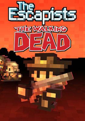 Nexway The Escapists: The Walking Dead - Deluxe Edition vídeo juego PC/Mac/Linux Oro Español
