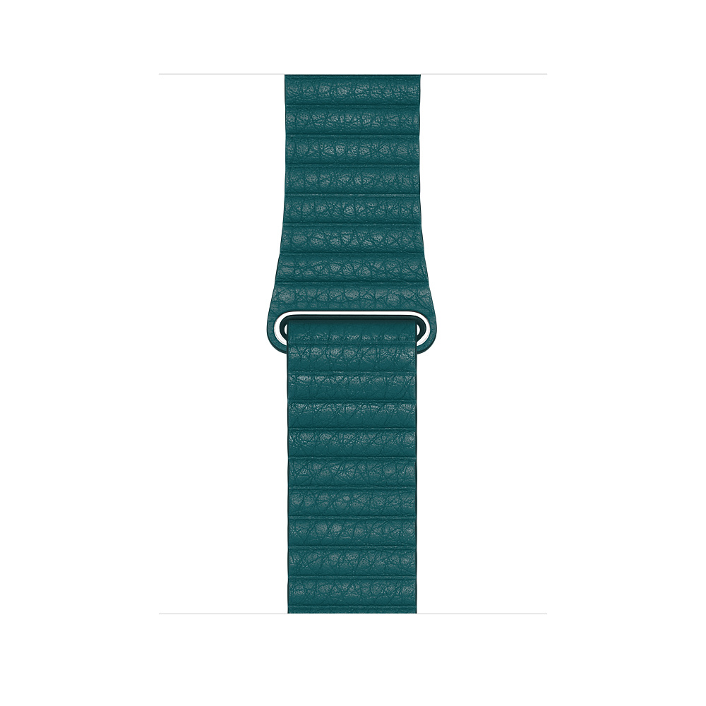 Apple MXPN2ZM/A smartwatch accessory Band Green Leather