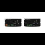 Atlona AT-AVA-EX70C-KIT network extender Network transmitter & receiver Black