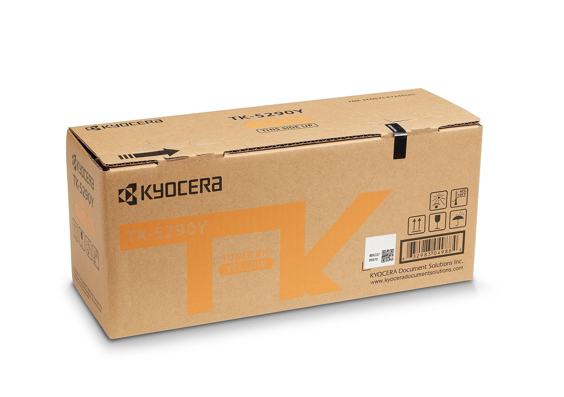 KYOCERA TK-5290Y Original 1 pieza(s)