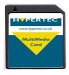 Hypertec 256MB RS-MMC memory card 0.25 GB