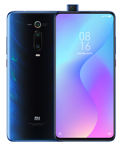 """Xiaomi Mi 9T 16,2 cm (6.39"""") 6 GB 64 GB Dual SIM 4G Blauw 4000 mAh"""