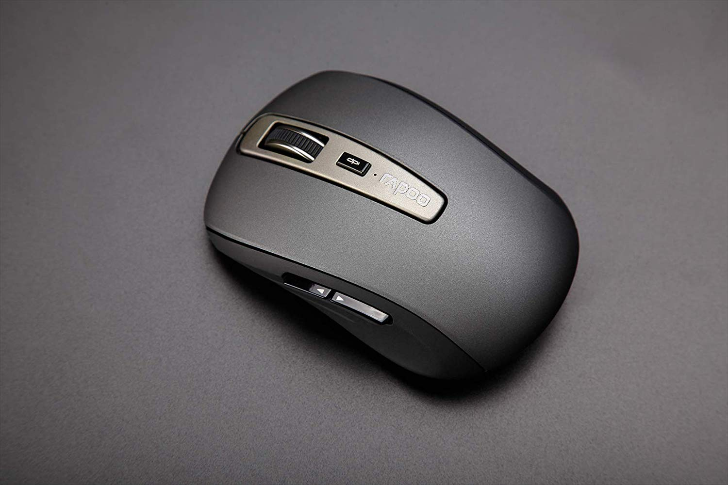 Rapoo MT350 Wireless Optical Mouse Black