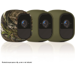 NETGEAR ARLO PRO REPLACEABLE UV RESISTANT 2x GREEN, 1x CAMOUFLAGE SILICONE SKIN (PACK OF 3)