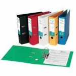 Q-CONNECT KF20028 folder Foolscap Green