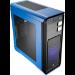 Aerocool Aero-800 Midi-Tower Black,Blue computer case