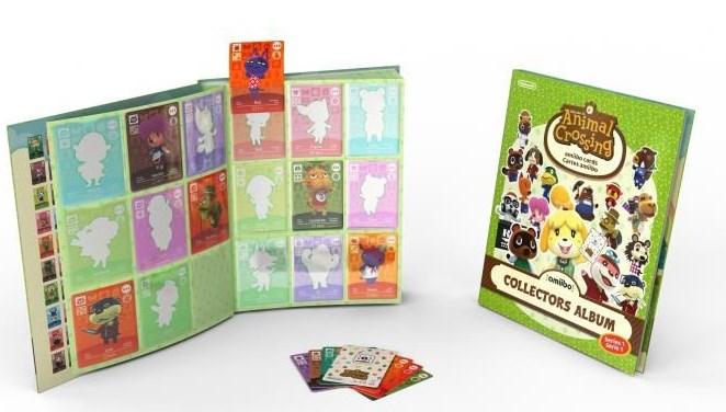 Nintendo Amiibo Animal Crossing Cards Album - (2000066)