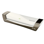 Leitz iLAM Laminator Office A4 Hot laminator 400mm/min Silver,White