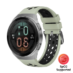 "Huawei WATCH GT 2e 3.53 cm (1.39"") 46 mm AMOLED Silver GPS (satellite)"