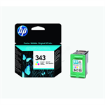 HP C8766EE (343) Printhead color, 330 pages, 7ml