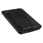 "Sharkoon QuickStore Portable 2.5"" USB powered Black"