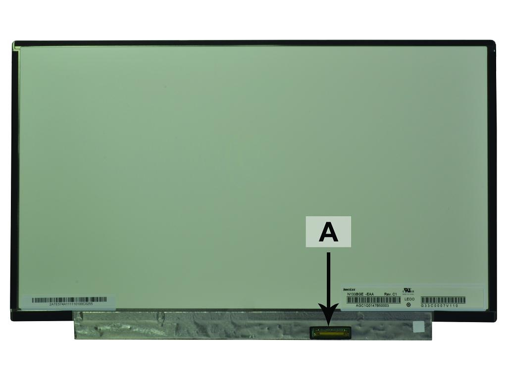 2-Power 13.3 1366x768 WXGA LED Matte Screen