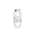 eSTUFF ES601301-BULK lightning cable 3 m White