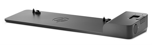 HP 2013 UltraSlim Docking Station Black