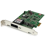 StarTech.com 1000 Mbps Gigabit Ethernet MM SC Fiber PCI Express Card