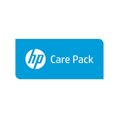 Hewlett Packard Enterprise Srvc HP E Color LaserJet no empr. sust. estánd. 3 años