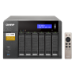 QNAP TS-653A-4G 24TB (Seagate IronWolf Pro) 6-Bay NAS; Intel Celeron Braswell N3150 quad-core 1.6GHz (up