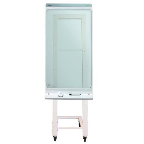 """Newstar Mobile Floor Stand for a 42"""" Smartkapp (10 degree tilt) - White"""
