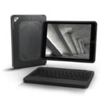 ZAGG A97RGK-BB0 toetsenbord voor mobiel apparaat QWERTY Amerikaans Engels Zwart Bluetooth