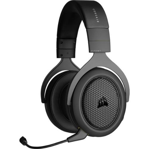 Corsair HS70 Bluetooth Headset Head-band 3.5 mm connector USB Type-C Black