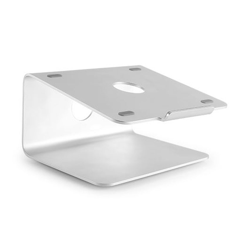 Brateck Deluxe Aluminium Desktop Stand for most 11''-17'' Laptops