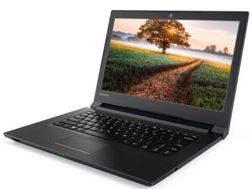 "Lenovo V110 Black Notebook 39.6 cm (15.6"") 1366 x 768 pixels 7th Generation AMD A9-Series APUs A9-9410 8 GB DDR4-SDRAM 128 GB SSD"