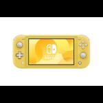 "Nintendo Switch Lite portable game console Yellow 14 cm (5.5"") Touchscreen 32 GB Wi-Fi"