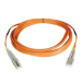 Lenovo 10m LC-LC OM3 MMF cable de fibra optica