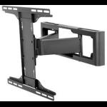 "Peerless HPF650 55"" Black flat panel wall mount"