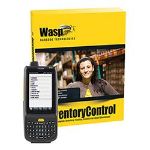 Wasp Inventory Control RF Pro bar coding software