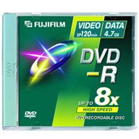 Fujifilm DVD-R 4.7GB 16X Jewel Case x10 10 pc(s)