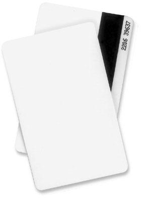 DataCard 597640-001 blanco plastic kaarten