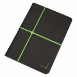 "Urban Factory Collins Folio Universal for all 10"" tablets, Dark Grey / Green"