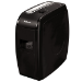 Fellowes Powershred 21Cs triturador de papel Corte cruzado Negro