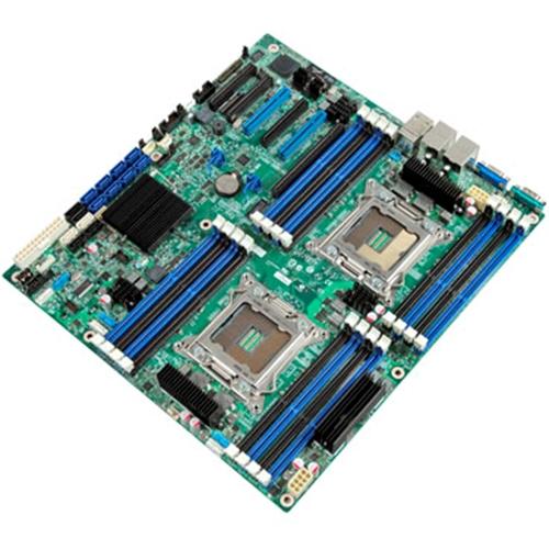Intel S2600CP4 LGA 2011 (Socket R) SSI EEB server/workstation motherboard