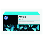 HP C8751A Printhead cyan, 51K pages, 775ml