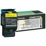 Lexmark C540H1YG Toner yellow, 2K pages