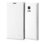 V7 Slim Flip Case for Samsung® Galaxy S5 - White