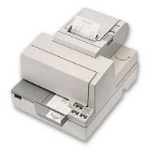 Epson DM-D210BC 40 digits RS-232 White