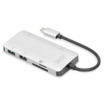 Digitus USB Type-C™ Multiport Dock, 6 Port
