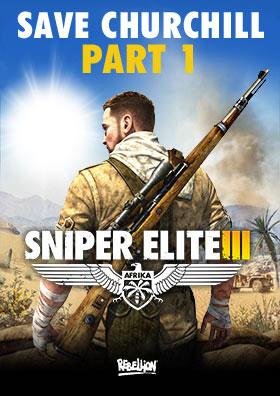Nexway Sniper Elite III - Save Churchill Part 1: In Shadows Video game downloadable content (DLC) PC Sniper Elite 3 Español