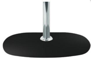 "B-Tech BT4001 Black 38.1 cm (15"")"