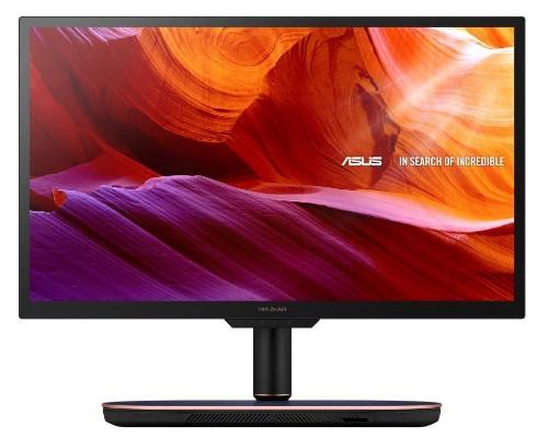 "ASUS Zen AiO Z272SDK-BA182T All-in-One PC/workstation 68.6 cm (27"") 3840 x 2160 pixels 2.40 GHz 8th gen Intel® Core™ i7 i7-8700T Black,Blue"