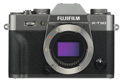 Fujifilm X -T30 Body MILC Body 26.1 MP CMOS 6240 x 4160 pixels Anthracite
