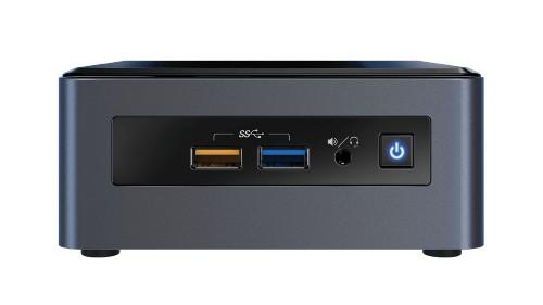 Intel NUC BOXNUC8I3CYSM2 PC/workstation 8th gen Intel® Core™ i3 i3-8121U 8 GB LPDDR4-SDRAM 1000 GB HDD Black UCFF Mini PC