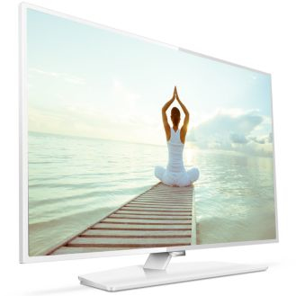 "Philips 40HFL3011W 40"" Full HD 280cd/m² White A+ 16W hospitality TV"